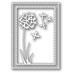 Memory Box  Die - Gilia Flower Frame