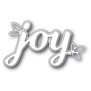 Poppystamps  Holiday Joy - Die