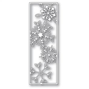 Poppystamps Dancing Snowflake Tile - Die