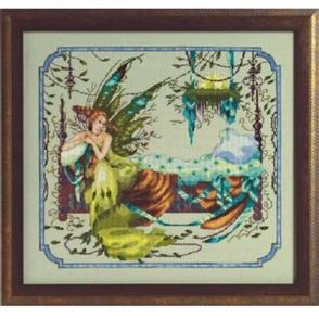 Mirabilia  Cross Stitch Pattern - with Bead Kit: Mooka