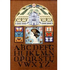 Mirabilia  Cross Stitch Pattern - Le Nouveau Sampler