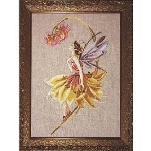 Mill Hill  Mirabilia Cross-Stitch Pattern - Petal Fairy