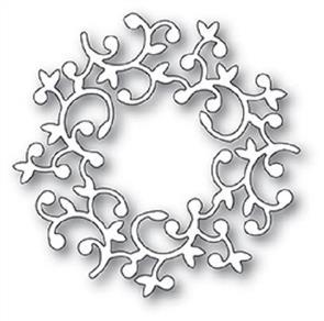 Memory Box  Dies -  Hutton Wreath