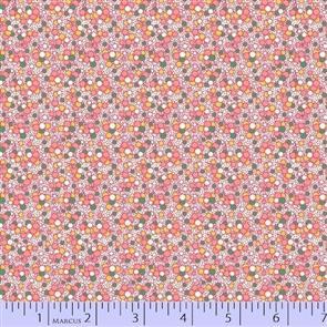 Marcus Fabric  Aunt Grace Simpler Sampler - 5863 Pink
