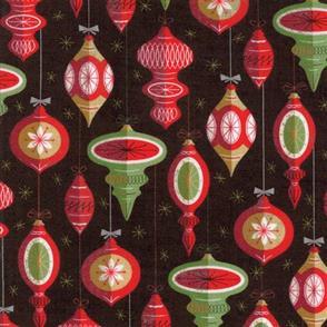 Moda  Berry Merry - 30471 Black