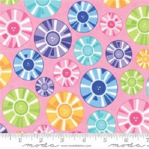 Moda  Brighten Up! - 22283 Pink