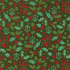 Moda  Merry Berry - 30472 Green