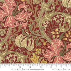 Moda Morris Garden - Golden Lily 7330-2