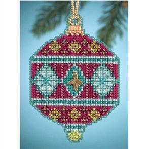 Mill Hill  Beaded Cross Stitch Kit - Berry