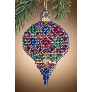 Mill Hill  Beaded Cross Stitch Kit - Diamond Holiday