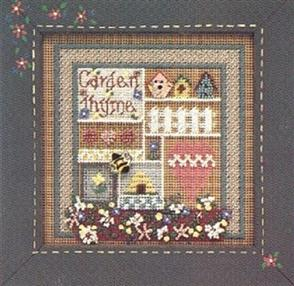 Mill Hill  Buttons and Bead Kit - Garden Thyme