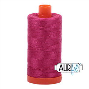 Aurifil 50WT 100% Cotton Sewing Thread 1300m