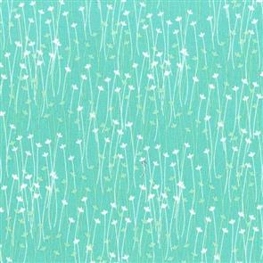 Michael Miller  Fabrics - Spring Sprout - 7510 Aqua