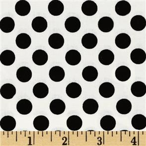 Michael Miller  Fabric - TA Dot - 1492 Dalmatian