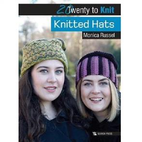 Search Press  20 to Knit: Knitted Hats