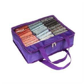 Sew Easy  - Mini Fat Quarter Nylon Bag - Purple