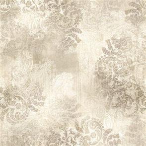 Hoffman Fabric  - Vintage Paisley - NATURAL