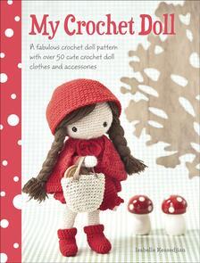 DAVID & CHARLES My Crochet Doll - Isabelle Kessedjian