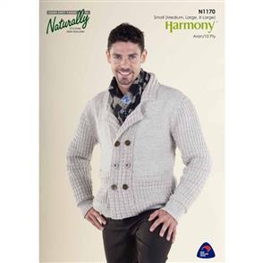 Naturally N1170 Man's Jacket