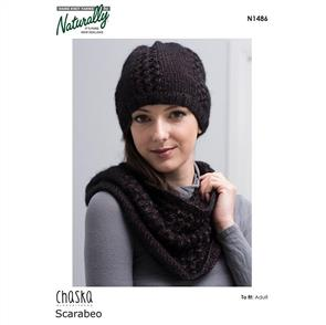 Naturally  Chaska - Cowl & Hat - N1486