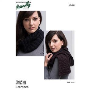 Naturally  Chaska - Cowl & Scarf - N1488