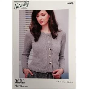 Naturally  Chaska - Fitting Little Jacket - N1490