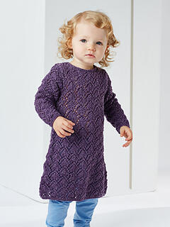 Rowan Nell by Lisa Richardson, Dress for Child pattern