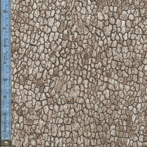 Northcott  Naturescapes - Cracked Dirt Natural