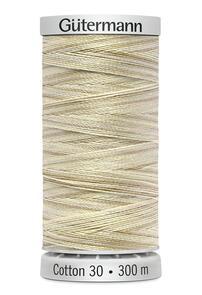 Gutermann  Cotton 30 Thread, Variegated 300m