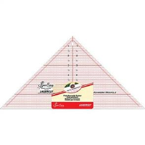 """Sew Easy Patchwork Triangle 7.5"""" x 15"""""""