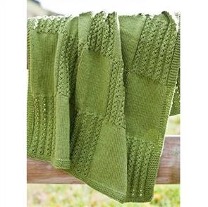 Natural Star  Pattern NS09 Snuggle Time Baby Blanket