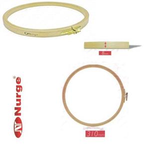 Nurge  Embroidery Hoop (8mm deep)