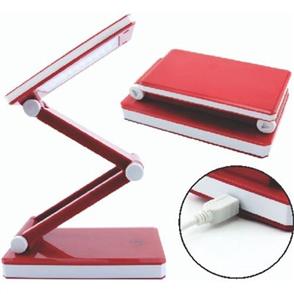 Triumph Rechargeable Folding Desk Lamp Table