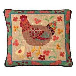 Jolly Red  Tapestry Kit - Old English Hen