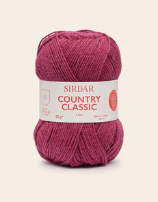 Sirdar Country Classic 4 Ply, 50G