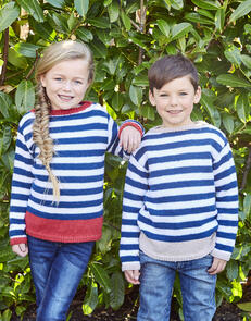 Sirdar  Children's Sweaters in  Country Classic DK Pattern