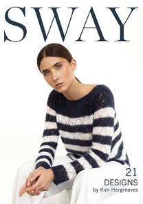 Rowan  Book SWAY - Kim Hargreaves