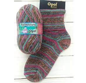 Opal Adventure Sock Yarn 4ply