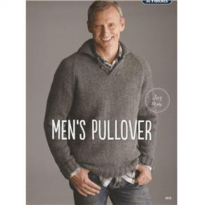 Patons  Jet 0016 - Men's Pullover