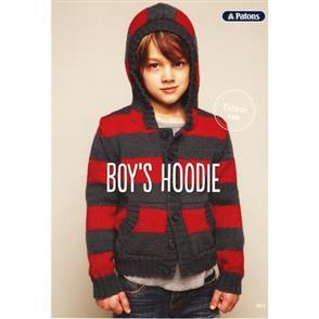 0017 Boy's Hoodie