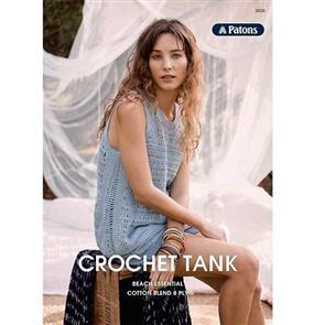 Patons  0025 Crochet Tank
