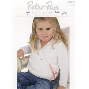 Peter Pan Pattern P1037 Crossover Cardigan