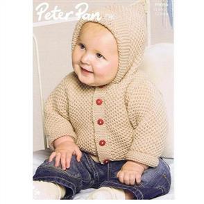 Peter Pan  Pattern P1056 Hooded Jacket