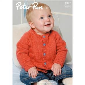 Peter Pan  P1059 Sweater and Cardigan
