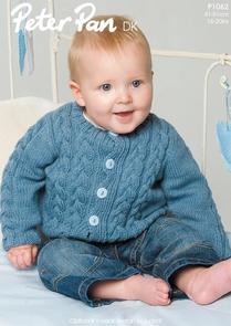 Peter Pan Knitting Pattern P1062