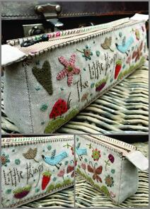Hatched & Patched  The Little Things Pencil Case
