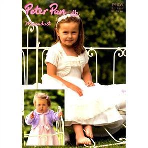 Peter Pan Pattern P1108 Bolero