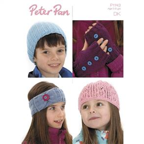 Peter Pan  Pattern P1143 Childrens Accessories