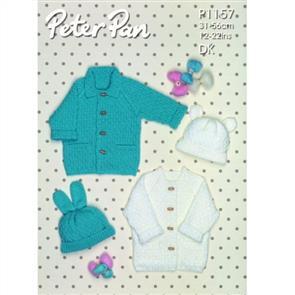 Peter Pan P1157 Coats and Hats