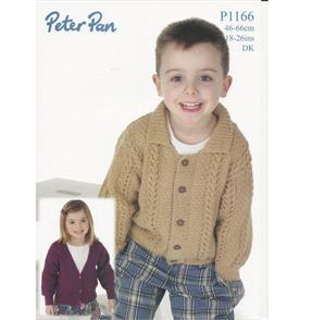 Peter Pan Pattern P1166 Jackets
